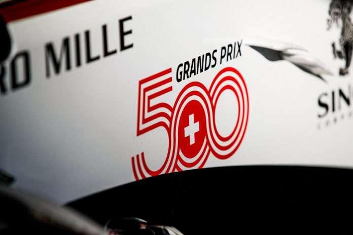 Sauber 500 GP