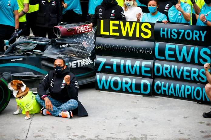 Intervista Lewis Hamilton