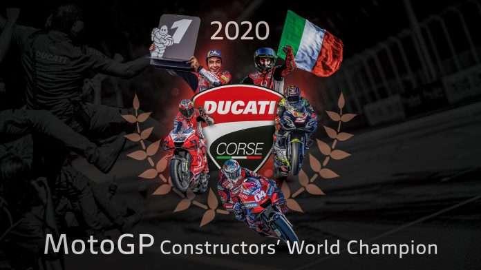 Ducati campione del mondo