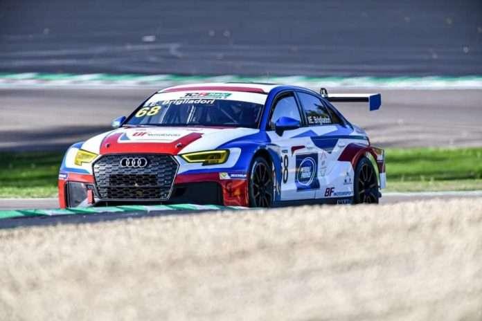 È Eric Brigliadori, sull'Audi del BF Motorsport, il nuovo campione della TCR Italy