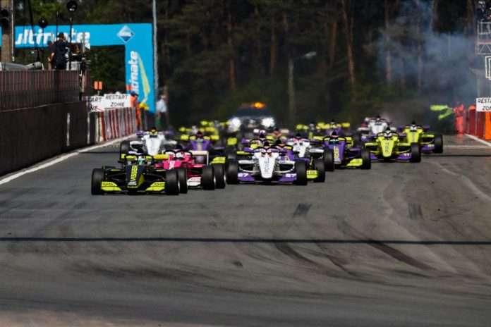 W Series F1