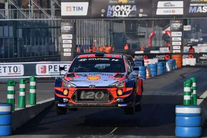 ACI Rally Monza RAI