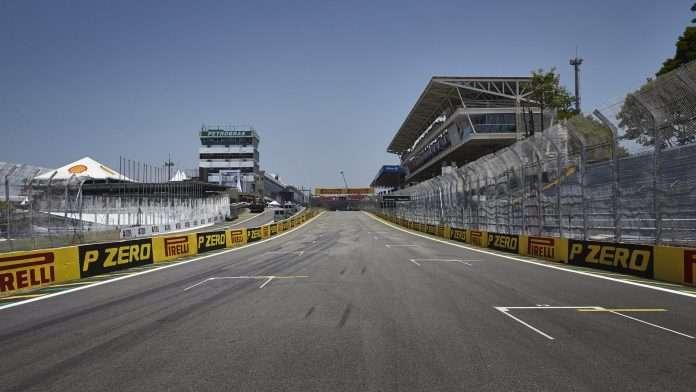F1: GP Brasile