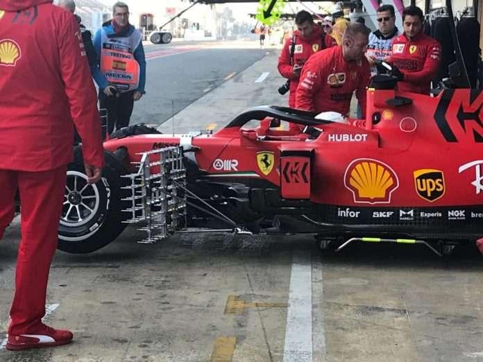 F1 campionato 2020