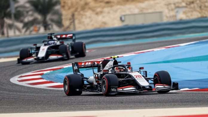 Haas 100 GP