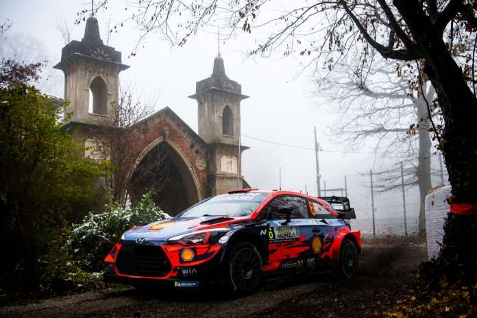 Rally Monza day-2
