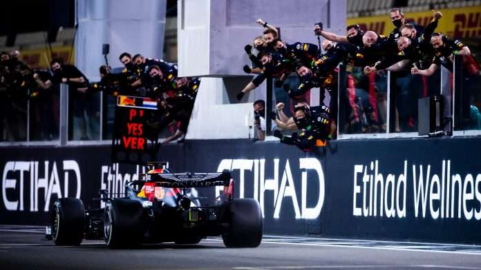 F1 pagelle Red Bull
