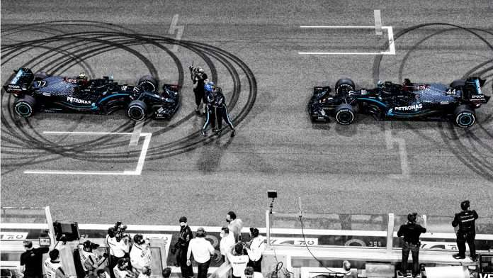 F1 pagelle Mercedes