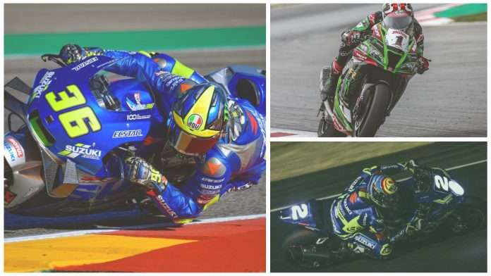 2021 MotoGP SBK EWC Collage 1