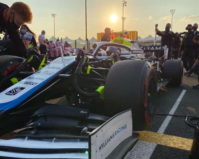 Pagelle F1 Williams