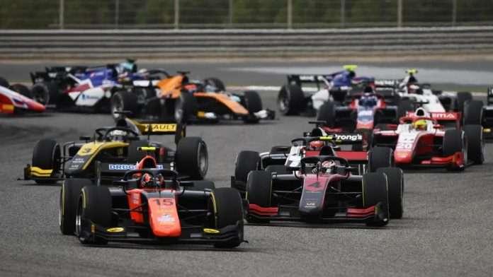 FIA F2 2021