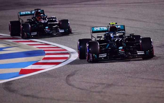 F1: Sakhir