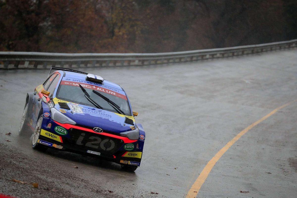 WRC: ACI Rally Monza