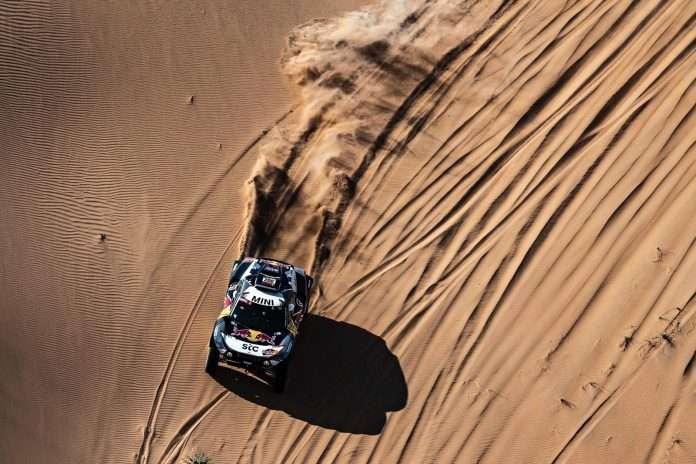 Stage 3 Dakar 2021
