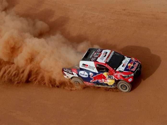 Quinta vittoria, nella Dakar 2021, per Al-Attiyah