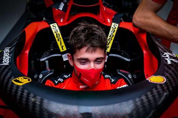 Leclerc positivo