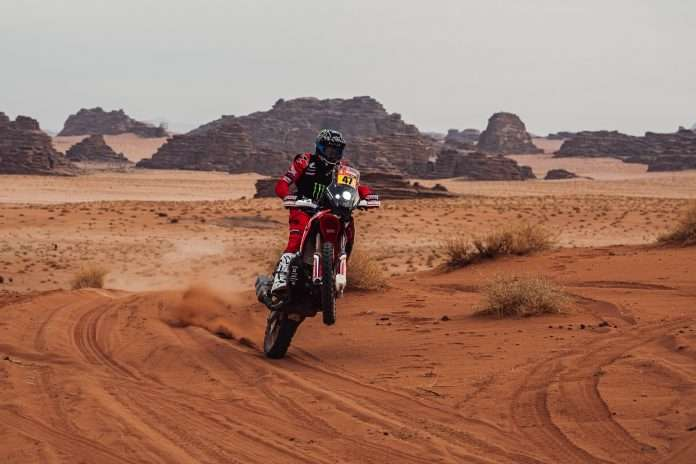 Dakar 2021 | Moto, Stage 12: Kevin Benavides e Honda conquistano la 43^ edizione