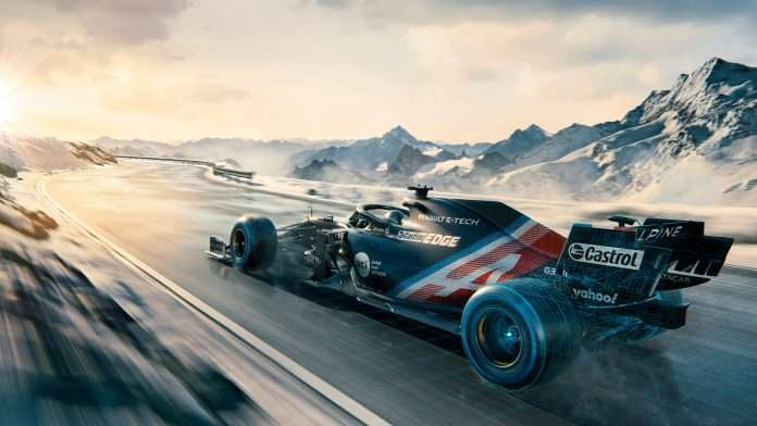 F1 Alpine