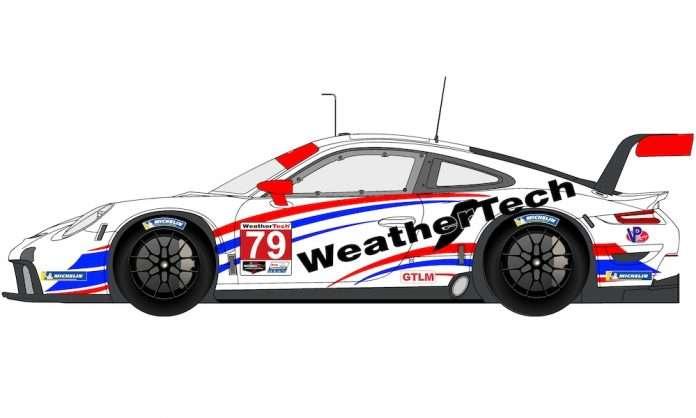 IMSA Porsche GTLM