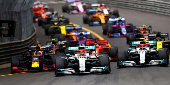 F1 Monaco rinvio