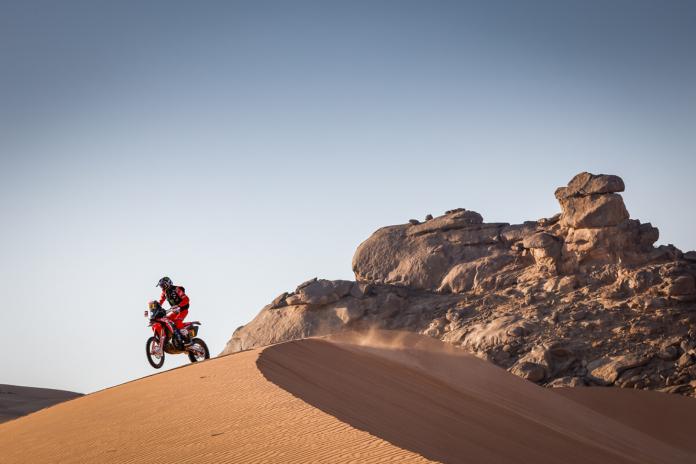 Dakar 2021 Moto Stage 2 Barreda 1