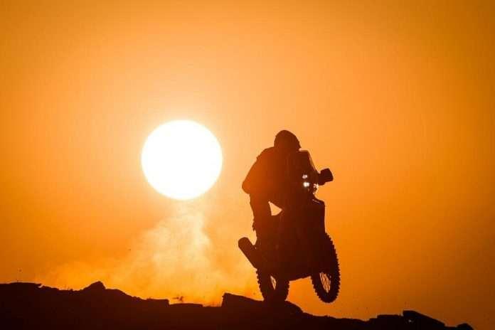 Dakar 2021 | Moto, Stage 11: Prima vittoria per Sam Sunderland, Barreda ritirato
