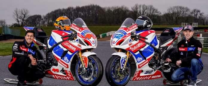 BSB British Superbike 2021 Suzuki Hawk Racing 1