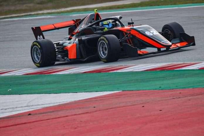 Formula Regional by Alpine 2021