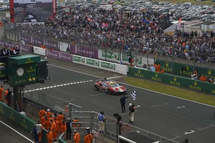 Ferrari WEC Le Mans