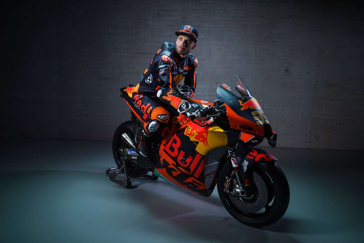 KTM RC16 Factory Racing 2021