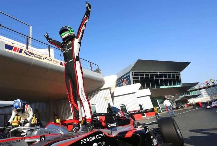 Chovet nuovo leader della FIA F3 Asia dopo il round 3 di Abu Dhabi