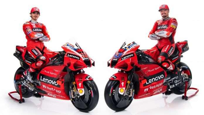 MotoGP   Presentata la Ducati Desmosedici GP21, la nuova arma di Borgo Panigale è pronta