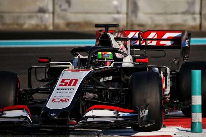 Mick Schumacher, pilota Haas dal 2021