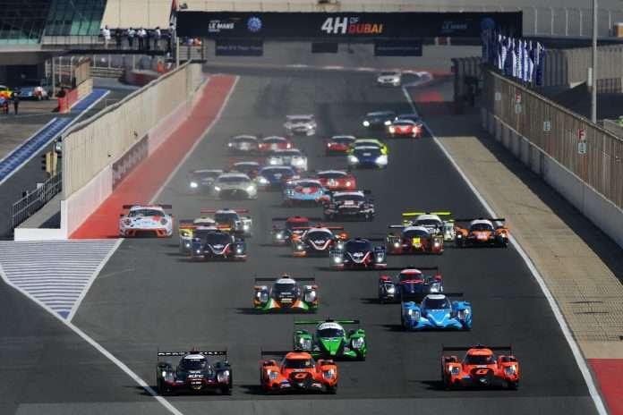 ALMS Dubai Daytona