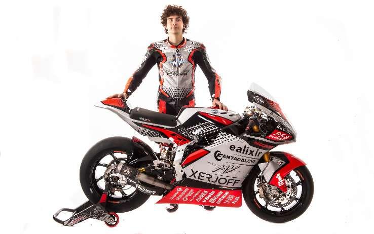 Lorenzo Baldassarri | MV Agusta Forward 2021
