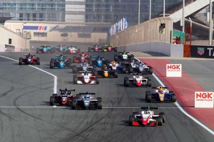 FIA F3 Asia 2021 round 4
