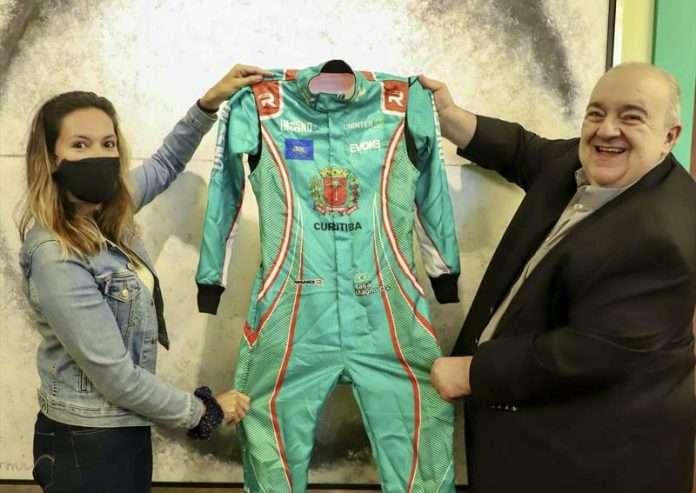 Kakà Magno debutta nella Wolf Racing Car 2021
