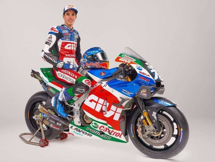 MotoGP | LCR e Álex Márquez lanciano la stagione 2021