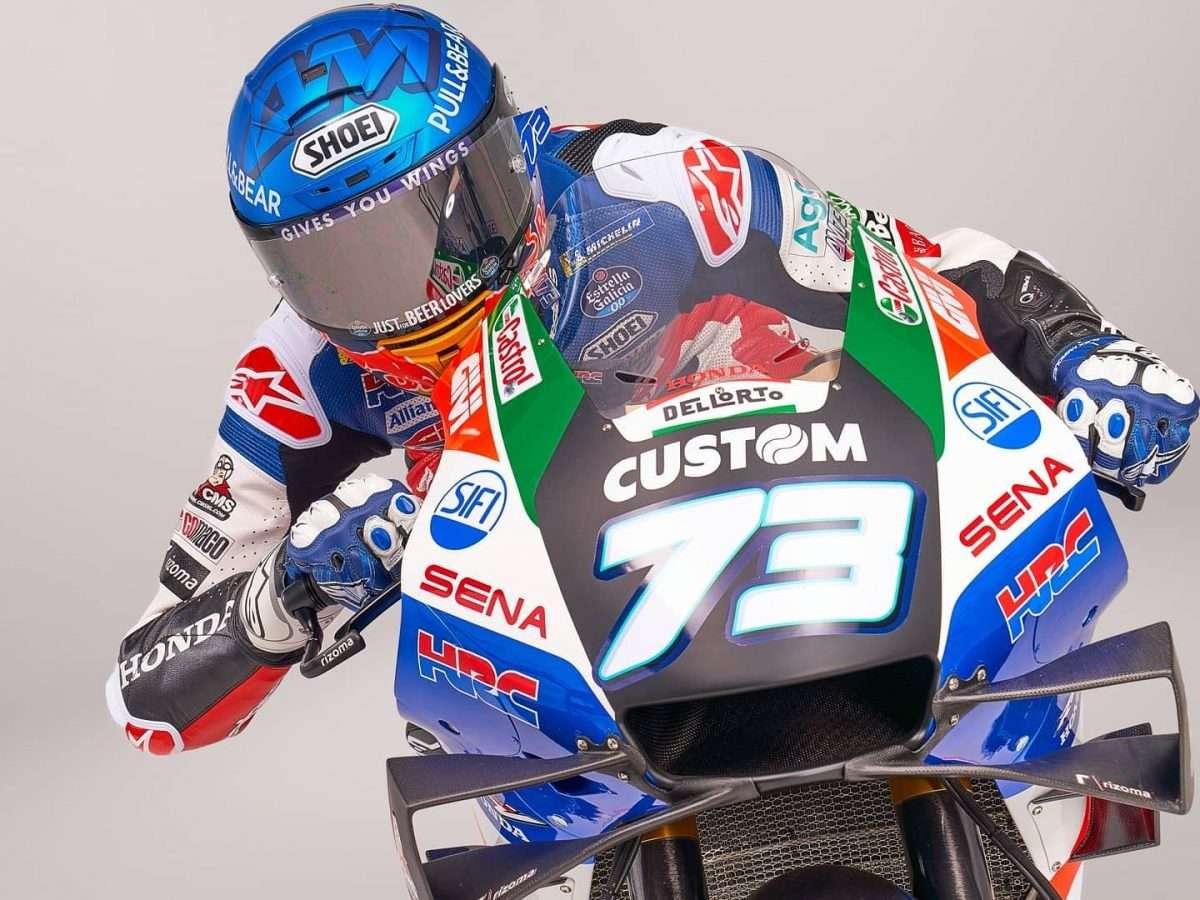 MotoGP | Alex Marquez e la Honda LCR- Castrol 2021
