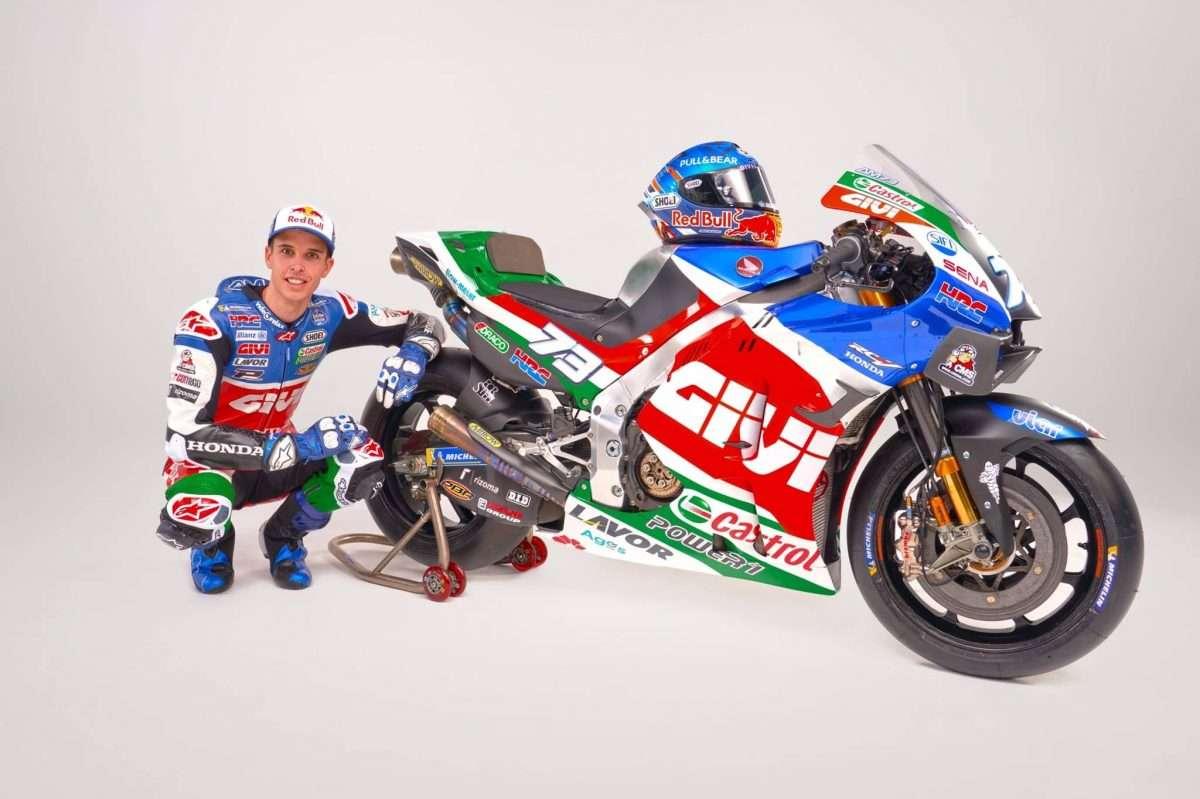 MotoGP | Honda LCR - Castrol 2021 Alex Marquez