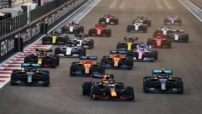 sprint race f1