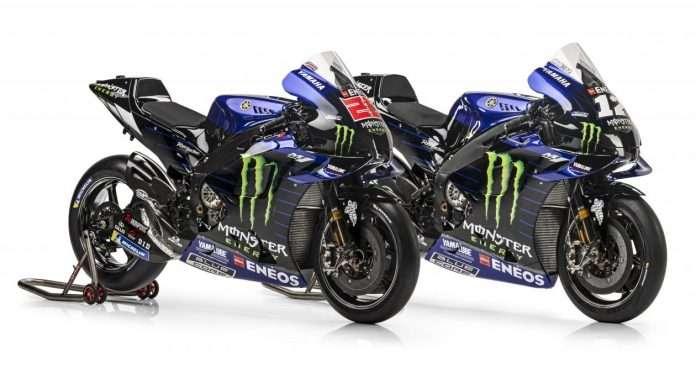 Yamaha M1 2021