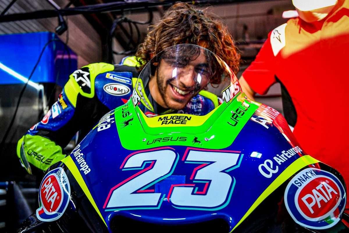 MotoGP | Enea Bastianini in Qatar per i test pre-season