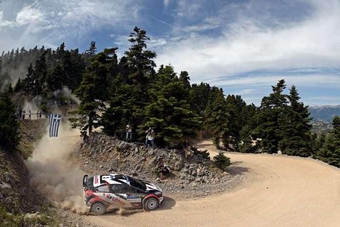 Dopo una pausa che dura dal 2013 il WRC tornerà in Grecia