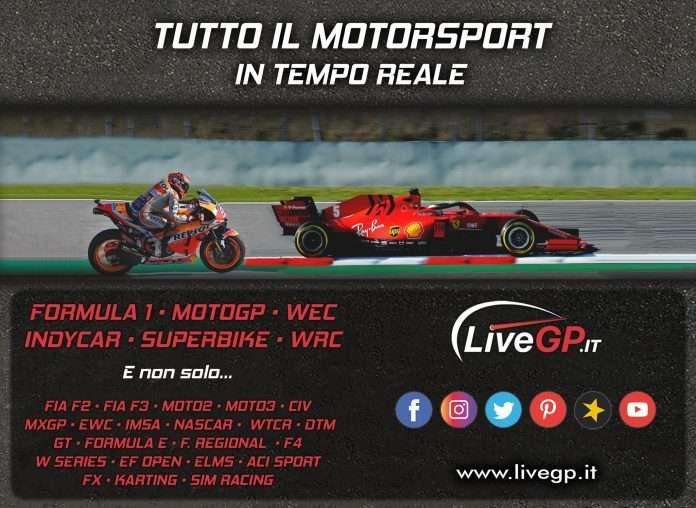 livegp.it il motorsport in tempo reale