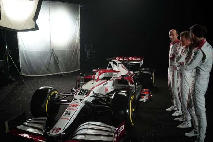 F1 presentazioni 2021