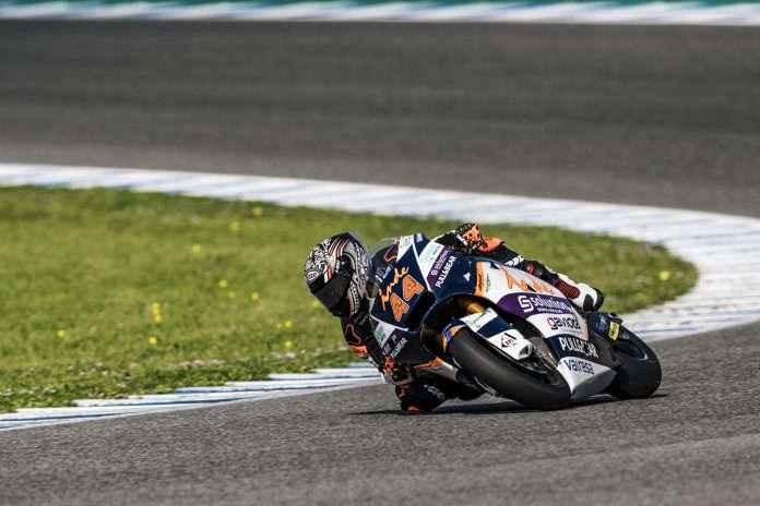 Moto2   Arón Canet chiude al comando i test di Jerez, Baldassarri (6°) primo italiano
