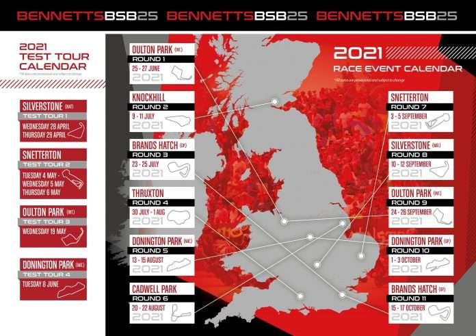 BSB 2021 Oulton Park calendar revised 1