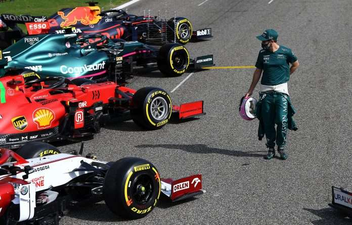 F1 superguida 2021