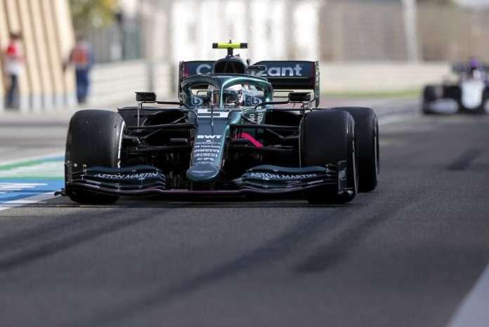 Bahrain Vettel